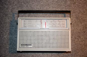 Opas altes Radio