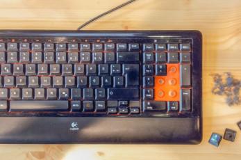 Tjikko Tastatur reinigen