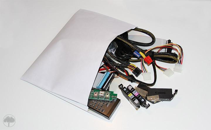 Tjikko - Elektroschrott per Post entsorgen
